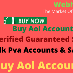 Buy Aol Accounts