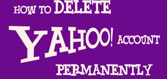 How to Delete Yahoo Email Accounts